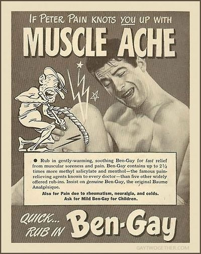 Vintage Gay Impressions - GAYTWOGETHER.COM - Click To Enlarge