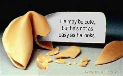 Unfortunate Gay Cookies - GAYTWOGETHER.COM - click to enlarge