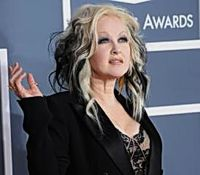 Cyndi Lauper To Lobby Capitol Hill On Behalf Of Homeless LGBT Youth