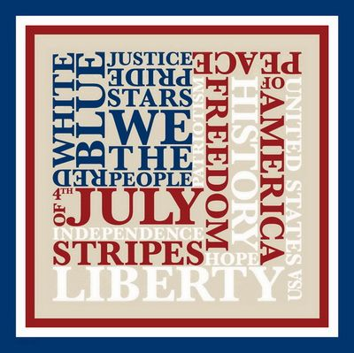Wishing You A Fantastic July 4th Filled With Fun, Pride And Love!