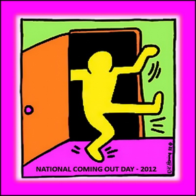 National Coming Out Day 2012