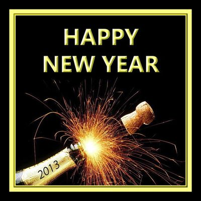 HAPPY NEW YEAR 2013 - ( click picture to enlarge )