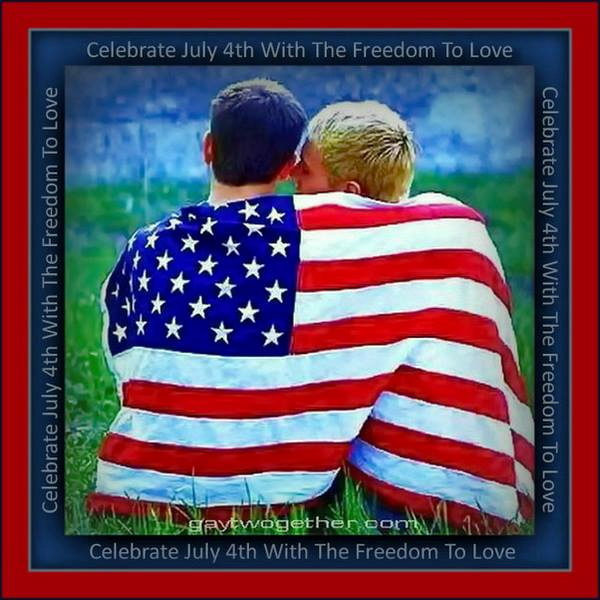 Celebrate July 4th With The Freedom To Love