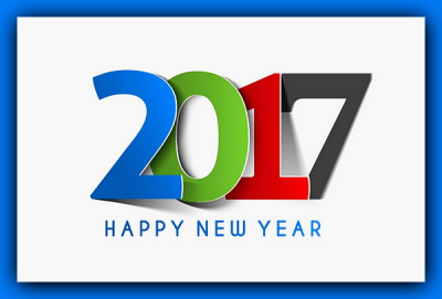 Happy New Year! - 2017 - Wishing you a year of endless possibilities!