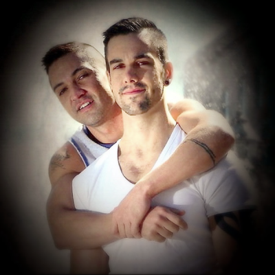 "Picturing Guys Twogether - ""Love Is Never Wrong"" - GAYTWOGETHER.COM - click picture to enlarge"