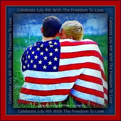 Celebrate July 4th With The Freedom To Love!