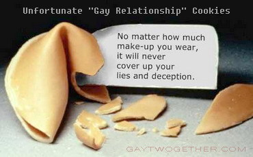 Unfortunate Gay Relationship Cookies - GAYTWOGETHER.COM