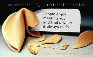 Unfortunate Gay Relationship Cookies