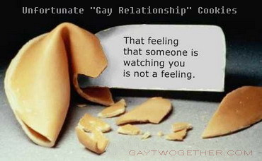 Those Unfortunate Gay Relationship Cookies